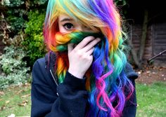ellxtasy:  I GOT GANGBANGED BY CRAYOLA AND NOW I AM A RAINBOW v(⌒o⌒)v♪