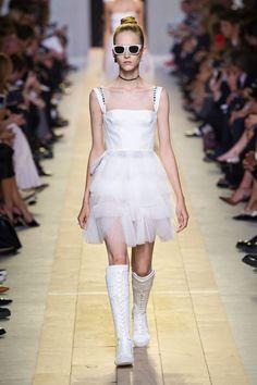 Dior wiosna-lato 2017