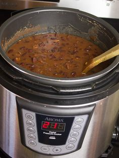 Red Beans and Rice Pressure Cooker-6