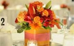 Inexpensive Wedding Centerpiece Ideas - Bing Images
