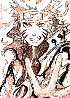 Facebook Page ---> ___________________________________________________________________________ Just some more messing around with Illustrator.... haven't drawn Naruto himself in a while.. xxx