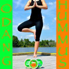 Namaste here and eat this hummus #yoga #yogi #namaste #fitfood #vegan #glutenfree #gmofree #healthfood #healthy # clean eating #fitness #gymfood