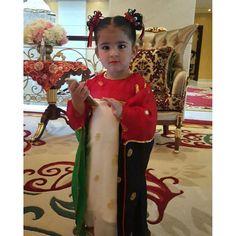 Nouf bint Juma bin Dalmook Al Maktoum, 04/12/2015. Vía: mrs_almaktoum