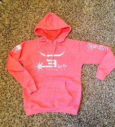 Women's Spin Em Hoodie | SPIN EM RODEO CO