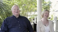 Back Porch Sessions: Pat Conroy and Cassandra King