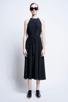 Karen Walker - Herschel Dress Black