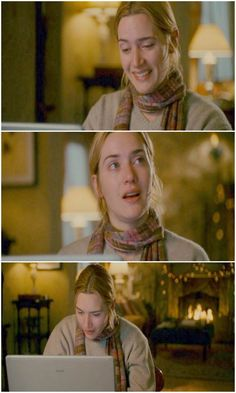 """Kate Winslet in """"The Holiday"""""""
