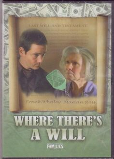 Where There's A Will Last Will And Testament  https://www.amazon.com/dp/B004F9EBK2/ref=cm_sw_r_pi_dp_x_RIDSybK1XG3Q3