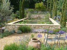 A tökéletes mediterrán kert összetevői (lépésről-lépésre)