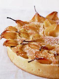 Рецепт неимоверно вкусного пирога с грушами