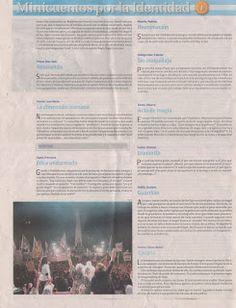 """El periódico """"Tiempo Argentino"""" publica mi micro """"Reanimación""""  Patricia Nasello microrrelatos: Publicaciones en Argentina"""