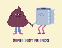 Super Best Friends Book