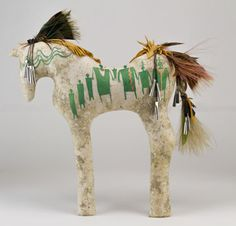 Designs by Gretchen:Gallery Store: Petroglyph Horse