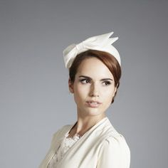 Gina Foster Millinery - So chic! Evie