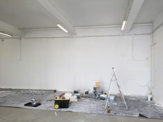 Latex spuiten Leiden - latex spuitwerk bedrijfsruimte Leiden, Swift, Latex