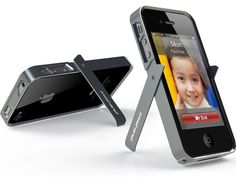 idoStand - a different kind of iPhone case with kickstand by Allan Ospina — Kickstarter