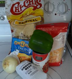 Ground Beef Taco Casserole Recipe - Thrifty Jinxy