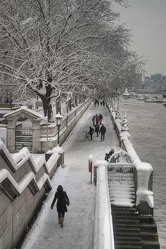 South Bank, London, England