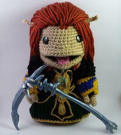 Azkaban – SackElf Warlock (World of Warcraft)