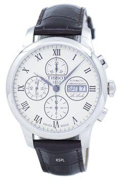 8150cacfbb0 Tissot T-Classic Le Locle Valjoux Chronograph T006.414.16.263.00  T0064141626300 Men s Watch Canada