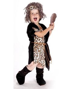 Caveboy Yarn Babies Toddler Costume for my caveman. (may try a homemade version of this)