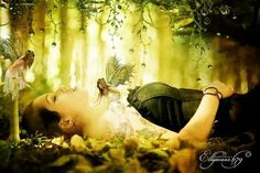 The Dreaming by Elly Evans fairy art Love Fairy, Fairy Art, Art Pages, Mythical Creatures, Faeries, My Images, Bing Images, Enchanted, Fairy Tales
