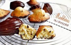 The Universe of the French Bakery: The awesome Madeleine au chocolat