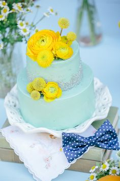 Turquoise wedding ca