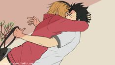 Oml I just realized that this is probably kenma visiting Kuroo after he graduates Haikyuu Kageyama, Manga Haikyuu, Kuroo Tetsurou, Haikyuu Funny, Haikyuu Fanart, Haikyuu Ships, Kagehina, Hinata, Eren E Levi