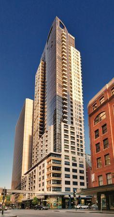 Building Exterior At Meriton Serviced Apartments Pitt Street Sydney