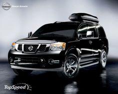 Nissan Armada Platinum... Love, love, love mine!!! Best suv ever