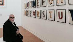 Peter Blake's Elaborate #Alphabets at De La Warr Pavilion — #Art