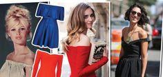 chiara ferragni red dress Brigitte Bardot, Audrey Hepburn, Ready To Wear, Sports, How To Wear, Dresses, Fashion, Hs Sports, Vestidos