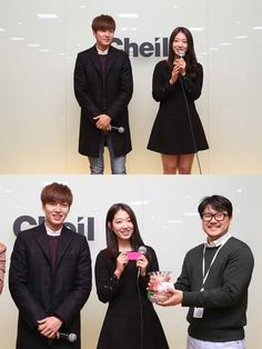 """Lee Min Ho And Park Shin Hye Participate In A Charity Event After """"The Heirs"""""""