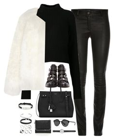 """""""Sem título #5036"""" by fashionnfacts ❤ liked on Polyvore featuring ElleSD, Acne Studios, Chloé, Givenchy, Yves Saint Laurent, Cartier, ASOS, Christian Dior, STELLA McCARTNEY and J.Crew"""