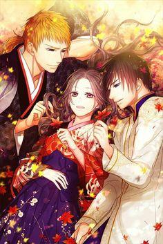Destiny Ninja 2 - Seasonal cg - Rindoh & Kikyo