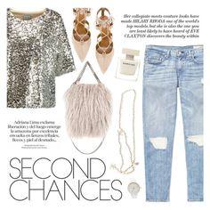 """Second chances"" by honestlyjovana ❤ liked on Polyvore featuring By Malene Birger, STELLA McCARTNEY, rag & bone, Aquazzura, Chanel and Nixon"