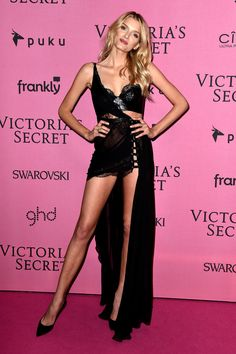 Lily Donaldson - Victoria's Secret '14
