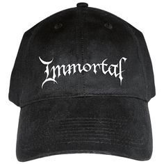IMMORTAL | Logo bestickt - Nuclear Blast