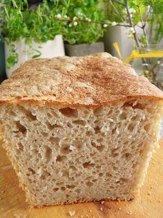 Sio-smutki: Chleb pszenno-żytni na zakwasie