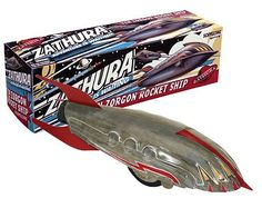 Sparking Zathura Rocket Ship, all tin construction from the Movie Zathura
