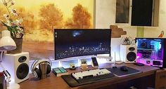 Reposting @hermanospc: Maravilla de setup 🙌 ultrawide op 👌 Por pnjdang ➖➖➖➖ Síguenos 👉 @hermanospc Envía tu setup por email o con#hermanospc -- Mira @meshleflex para convertir tus luces LED inteligentes . . . #pc #pcgamer #gamer #gamingpc #battlestation #workstation #dreamsetup #computer #pcmasterrace #desktop #desksetup #gamingsetup #inspiration #setup #pcsetup #pcgames #pcgaming #pcgame #custompc #goodvibes #pcbuild #deskspace #workspace #style #interiordesign #computadora #ultrawide