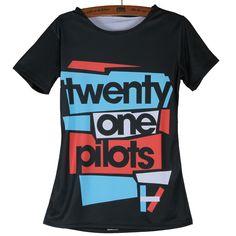Twenty One Pilots Band Shirts
