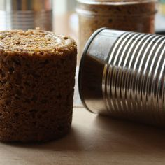 Canned Bread - Gastro Obscura Bread In A Can, How To Make Bread, Molasses Bread, Boston Baked Beans, Boston Things To Do, Brown Bread, Food Articles, Unusual Things, Food Goals