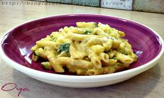 Pennette zucchine pecorino e patate, ricetta saporita