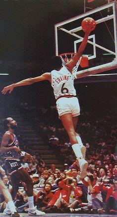Julius Erving NBA All-Star Game