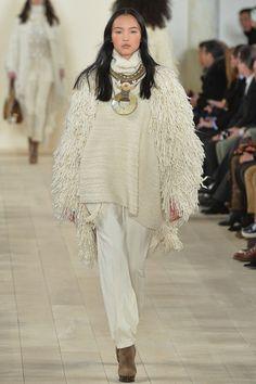 Ralph Lauren Fall 2015 RTW Runway – Vogue