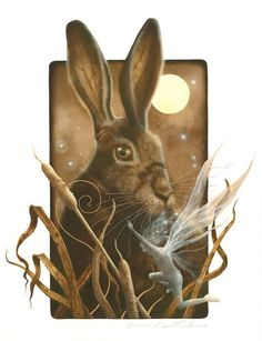 Faery and hare