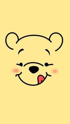 Winnie the Pooh 📱 Cell Phone Wallpaper . Cellphone Wallpaper, Iphone Wallpaper, Snoopy Tattoo, Iphone 9, Drawing Quotes, Cute Disney Wallpaper, Bear Art, Pooh Bear, Christmas Wallpaper