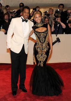 2011 - Stylish Celebrity Couples: Beyonce and Jay Z - Photos